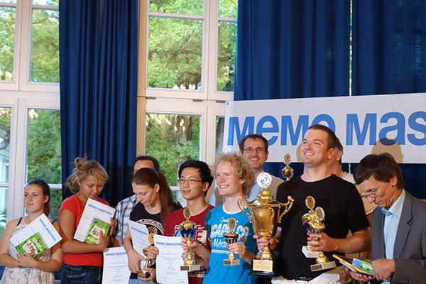 Bei den Erwachsenen gewann Simon Reinhard aus München