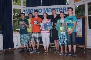 Sieger der Junioren DM 2014